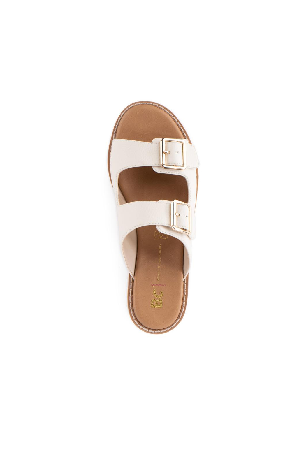 BC Footwear Hand To Hold Sandal - Back Cropped Image