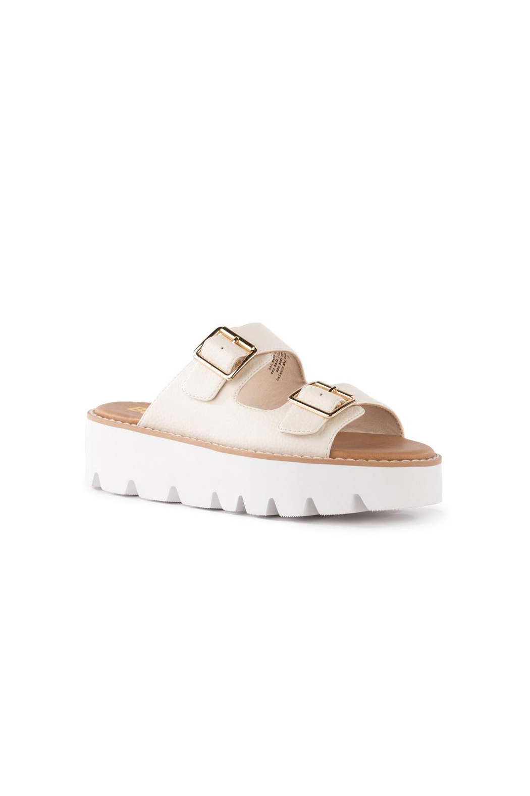 BC Footwear Hand To Hold Sandal - Front Full Image