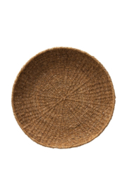 Creative Co-Op Hand-Woven Seagrass Tray - Product Mini Image