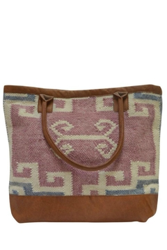 MHGS Hand Woven Tote - Alternate List Image