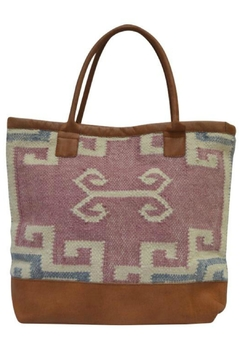 MHGS Hand Woven Tote - Product List Image