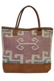 MHGS Hand Woven Tote - Product Mini Image