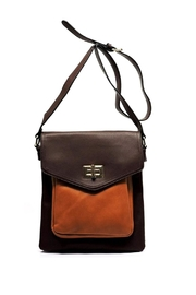 Handbag Republic Colorblock Cross-Body Bag - Product Mini Image
