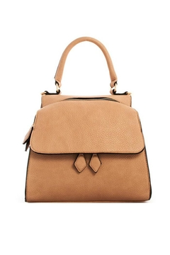 Shoptiques Product: Vegan Leather Satchel