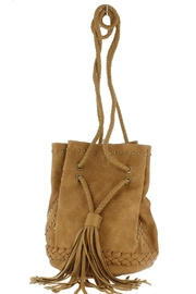 Handbag Republic Tan Draw Bag - Product Mini Image