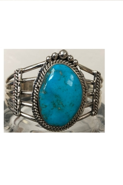 JR Marketing Handcrafted Turquoise Bracelet - Product List Image