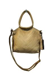 Latico Handcrafter Tote Bag, Round Handles - Front cropped