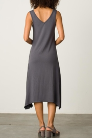 Margaret O'Leary Handkerchief Vee Dress - Back cropped
