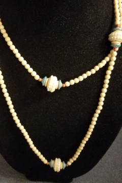 Hope With Hands Handmade Beaded Necklace - Product List Image
