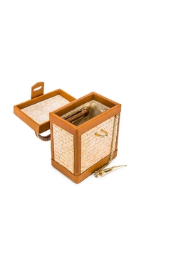 Sancia Handmade Box Bag - Alternate List Image