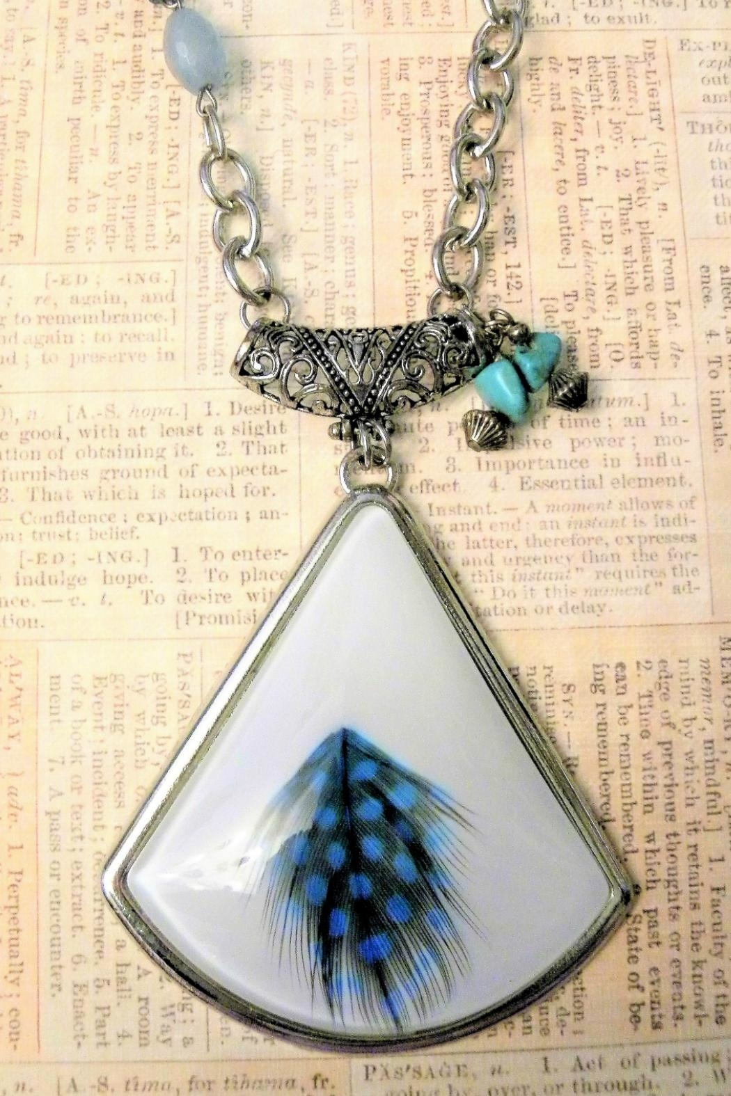 Mimi's Gift Gallery Handmade Turquoise Set - Front Full Image