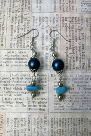 Mimi's Gift Gallery Handmade Turquoise Set - Side cropped