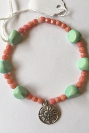 Handmade by local NY artist Designer Spiritual Bracelet - Product Mini Image
