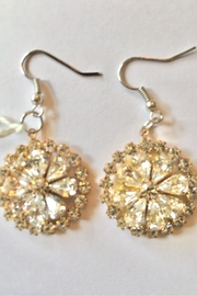 Handmade by local NY artist Luxurious Designer Earrings - Product Mini Image