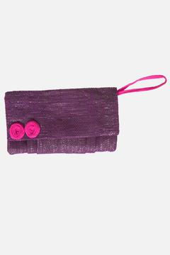 Shoptiques Product: Upcycled Clutch