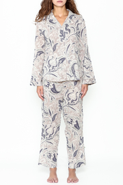 Handprint Vanessa Pajama Set - Front full body
