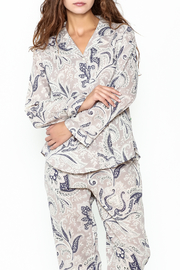 Handprint Vanessa Pajama Set - Side cropped