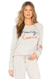 Sundry Hang Loose Raglan - Front cropped