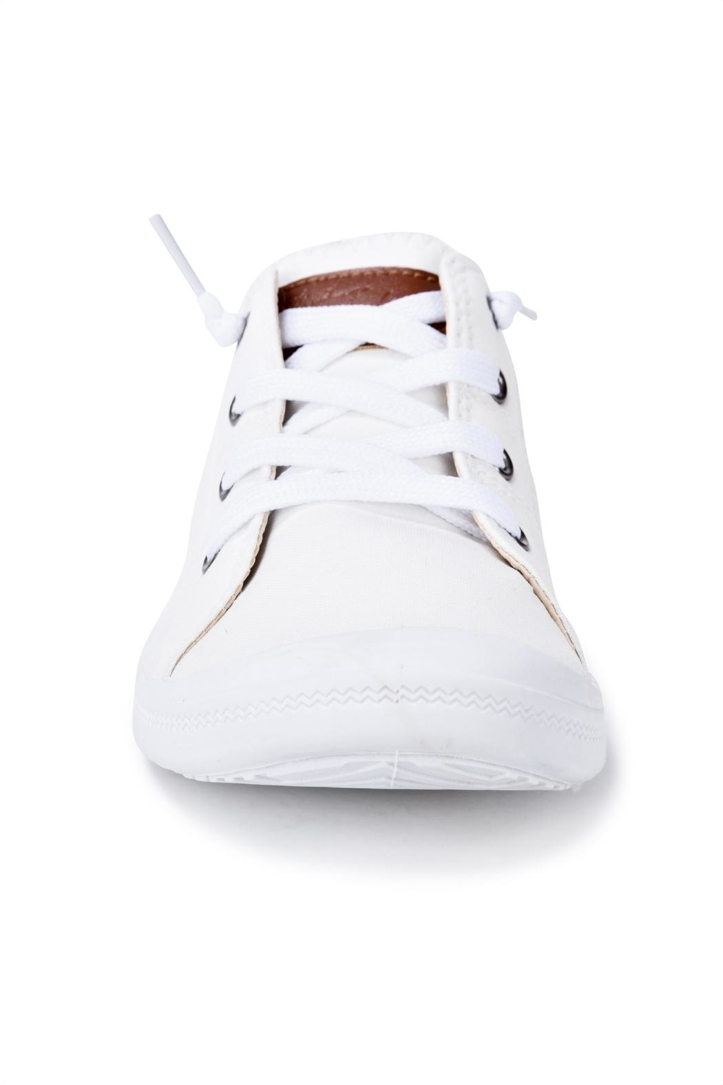 Vintage Havana Hang Out Sneaker - Side Cropped Image
