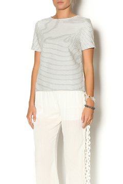 Hanger Boxy Stripe Top - Product List Image