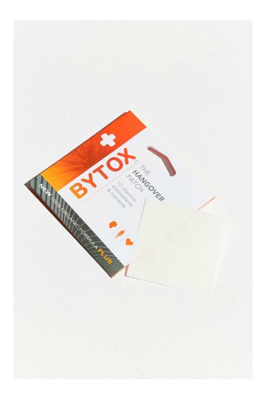 Bytox Hangover Prevention Patch - Side Cropped Image