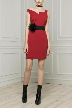 Shoptiques Product: Red Cocktail Dress
