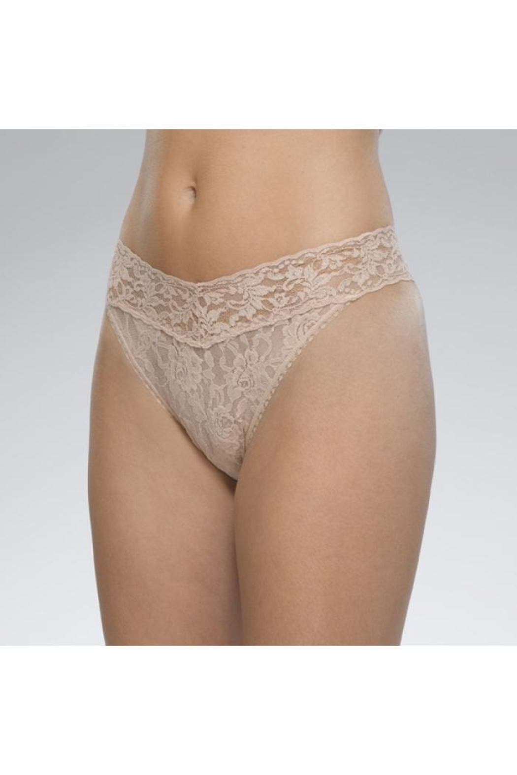 Hanky Panky Best Lace Thong - Main Image