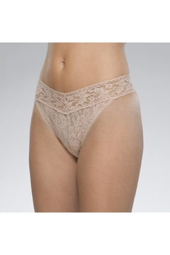 Hanky Panky Best Lace Thong - Alternate List Image