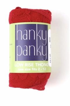 Hanky Panky Red - Product List Image