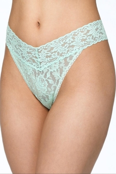 Hanky Panky Mint Original-Rise Thong - Alternate List Image