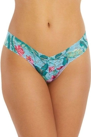 Hanky Panky Moonflower Low-Rise Thong - Product Mini Image