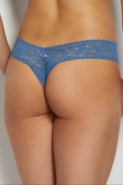 Hanky Panky Steel Low-Rise Thong - Front full body