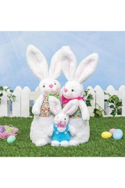Hanna's Handiworks Button Nose Bunny Family Tabletop - Product Mini Image