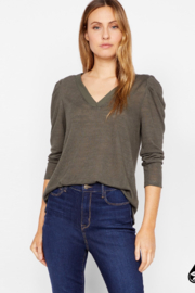 Sanctuary Hanna V-Neck Top - Front cropped