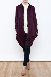 Hanna Zip Jacket - Front full body
