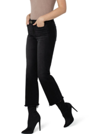 Liverpool  Hannah Crop Flare Jeans - Product Mini Image
