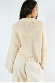 Girl in the Sun Hannah Knit Sweater - Other
