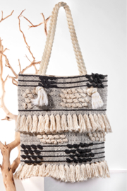 Charlie Paige  Hannah Tote Bag - Front cropped