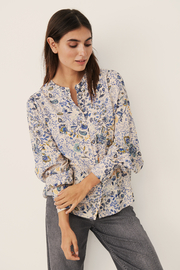 Part Two Hannelene Print Blouse - Front cropped