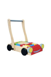 Plan Toys Plan Baby Walker - Front cropped