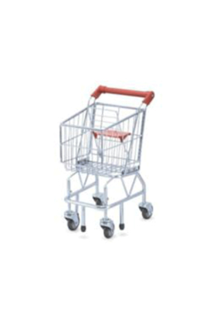 Shoptiques Product: Steel Shopping Cart