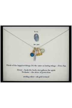 b.u. Jewelry Happiest Things - Alternate List Image