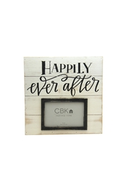 Midwest/CBK Happily Ever-After Frame - Product Mini Image