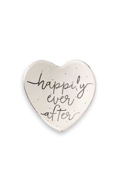 Shoptiques Product: Happily-Ever-After Trinket Tray