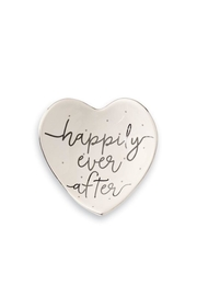 Mud Pie Happily-Ever-After Trinket Tray - Product Mini Image