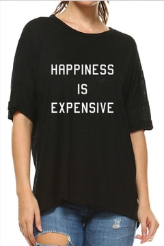 R+D Hipster Emporium  Happiness Is Expensive - Product List Image