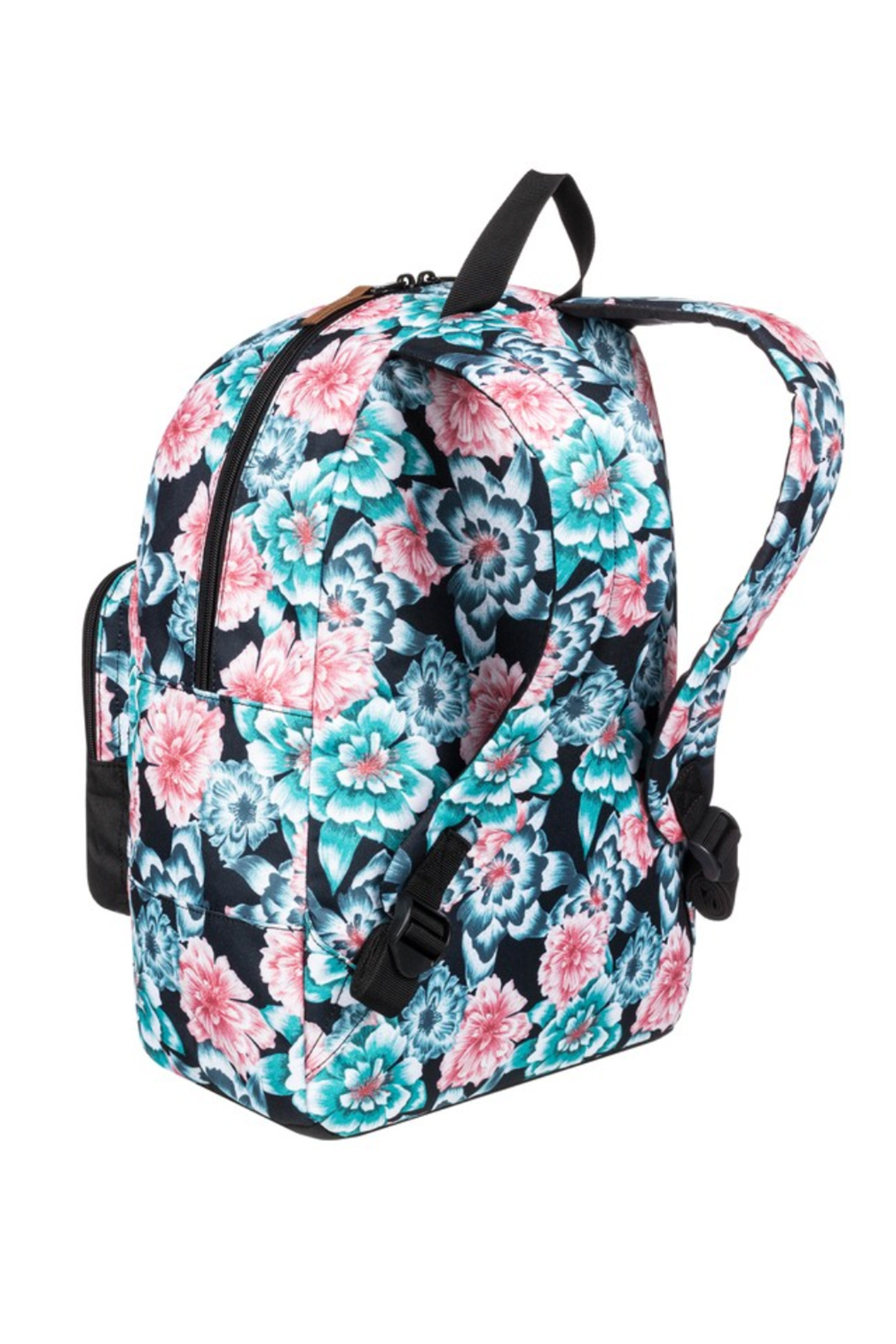 Roxy Happy At Home 23L Medium Backpack - Side Cropped Image