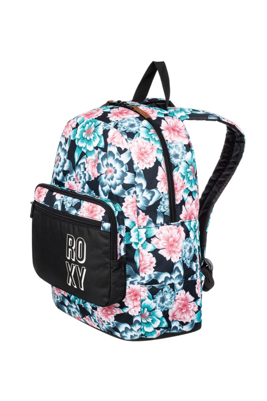 Roxy Happy At Home 23L Medium Backpack - Front Full Image