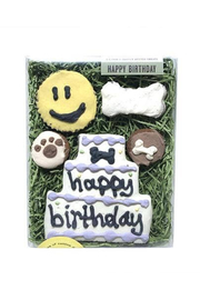 The Birds Nest HAPPY BIRTHDAY BOX DOG TREATS - Product Mini Image