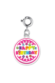 Charm It Happy Birthday Cake Charm - Product Mini Image